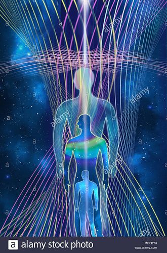 consciousness-evolution-abstract-illustration-human-with-universe-on-space-star-and-energy-fields-background-MRFBY3