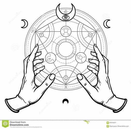 menschliche-hände-berühren-einen-alchemical-kreis-mystische-symbole-heilige-geometrie-91015377