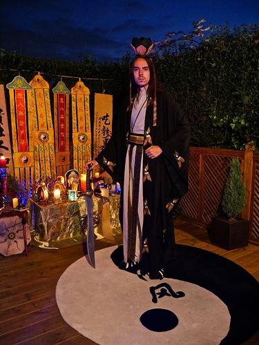 Lord Josh Allen - Taoist Magick Altar
