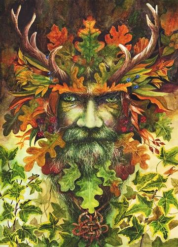 thegreenman