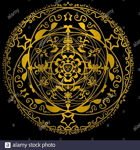 magic-circle-occultism-power-holy-geometric-golden-metallic-mystery-illustration-2AX14K3
