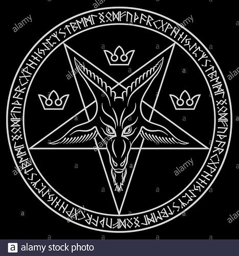das-pentagramm-das-zeichen-luzifers-der-kopf-einer-gemordeten-ziege-in-einem-pentagramm-sigil-von-baphomet-2b2fdx3