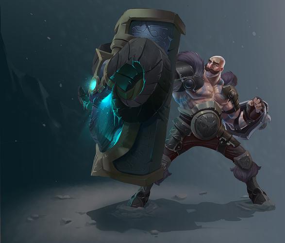 Braum-League-of-Legends-Concept-Art