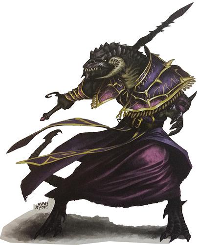 half-dragon-black