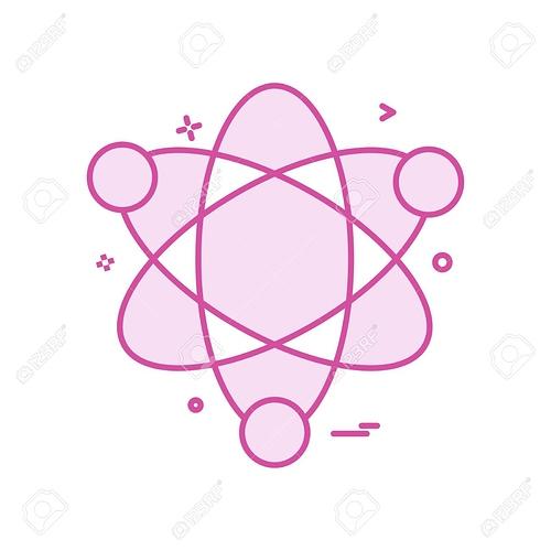 118258710-atom-science-icon-vector-design