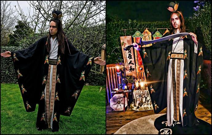 2 Taoist Magick - Occult Robes - Lord Josh Allen - 3