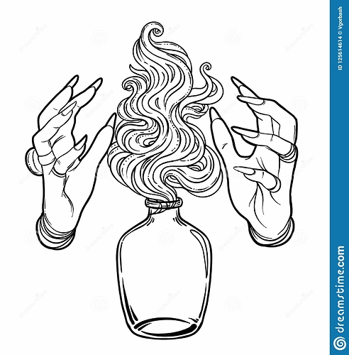 hand-witch-fire-mystic-character-alchemy-religion-sp-hand-witch-fire-mystic-character-alchemy-religion-125614614