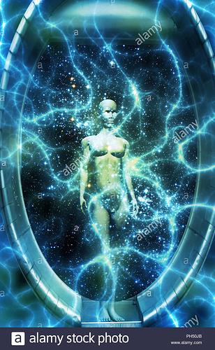female-humanoid-in-an-energy-field-inside-a-time-capsule-PH50JB