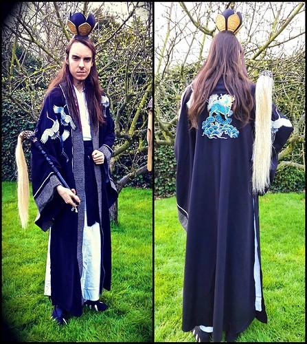 1 Taoist Magick - Occult Robes - Lord Josh Allen - 1