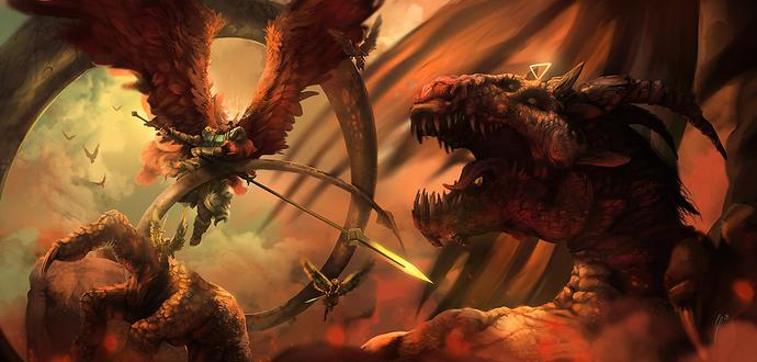 jerry-padilla-michael-and-dragon-1
