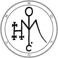 What Is The Sigil Of Moloch Spirits Evocation Possession