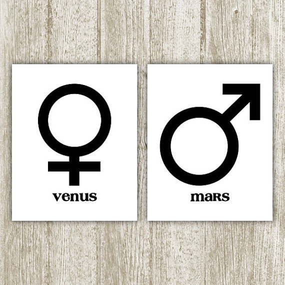 His And Hers Feminine And Masculine Bedrooms That Make A: Practical Magic – Making Of A Sigil