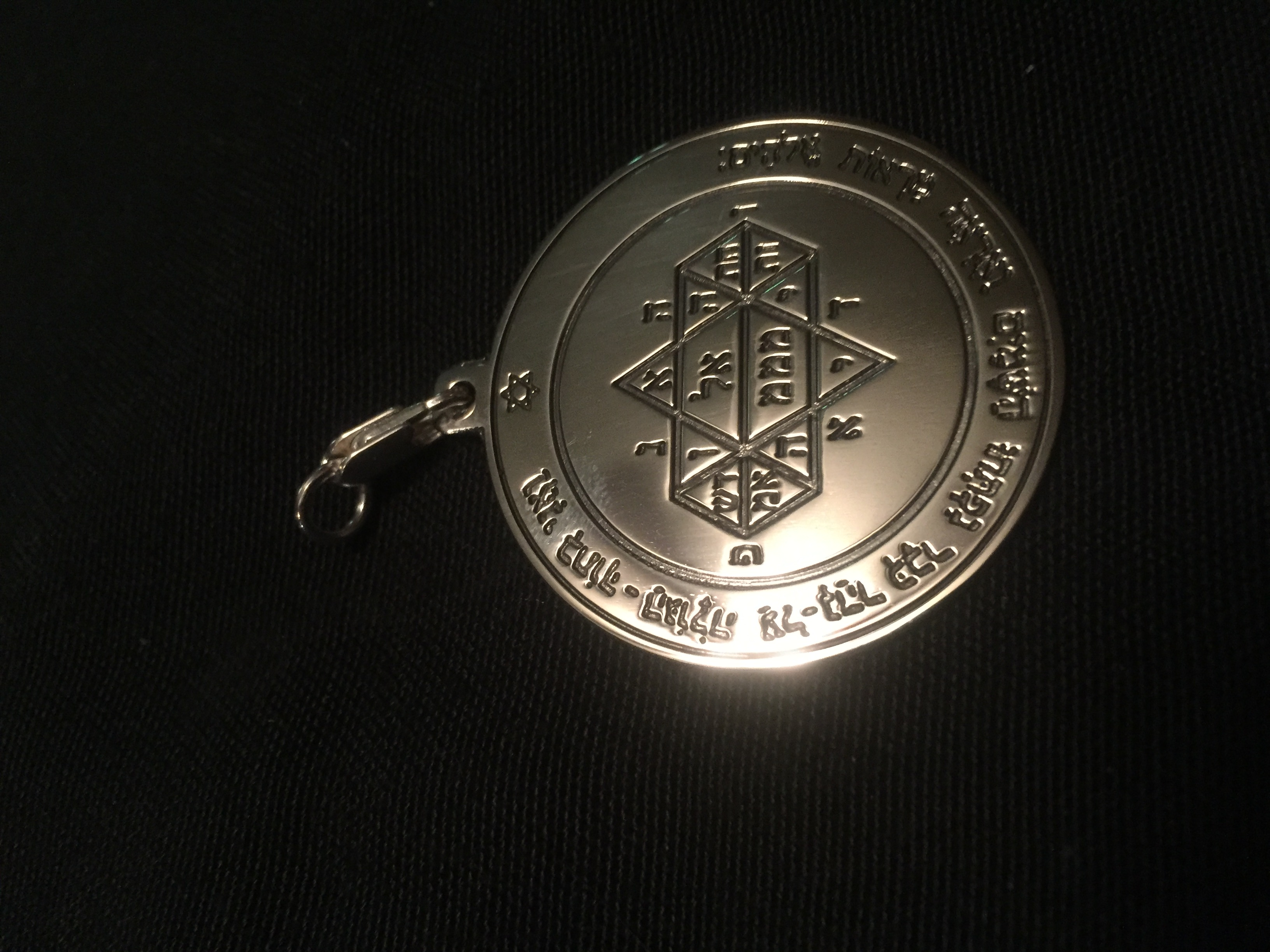 Anyone have experience with enochian keys/tablet? - General