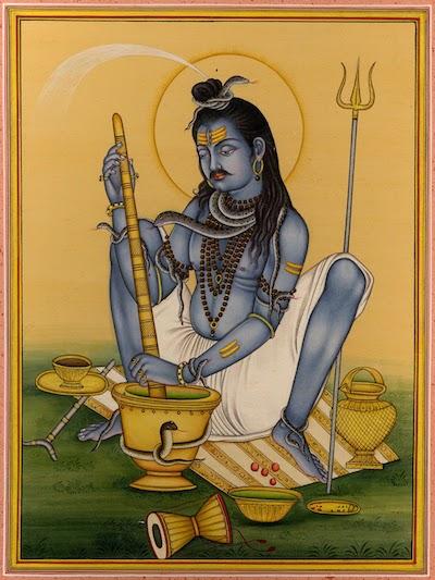 Lord-Shiva-Making-Bhang