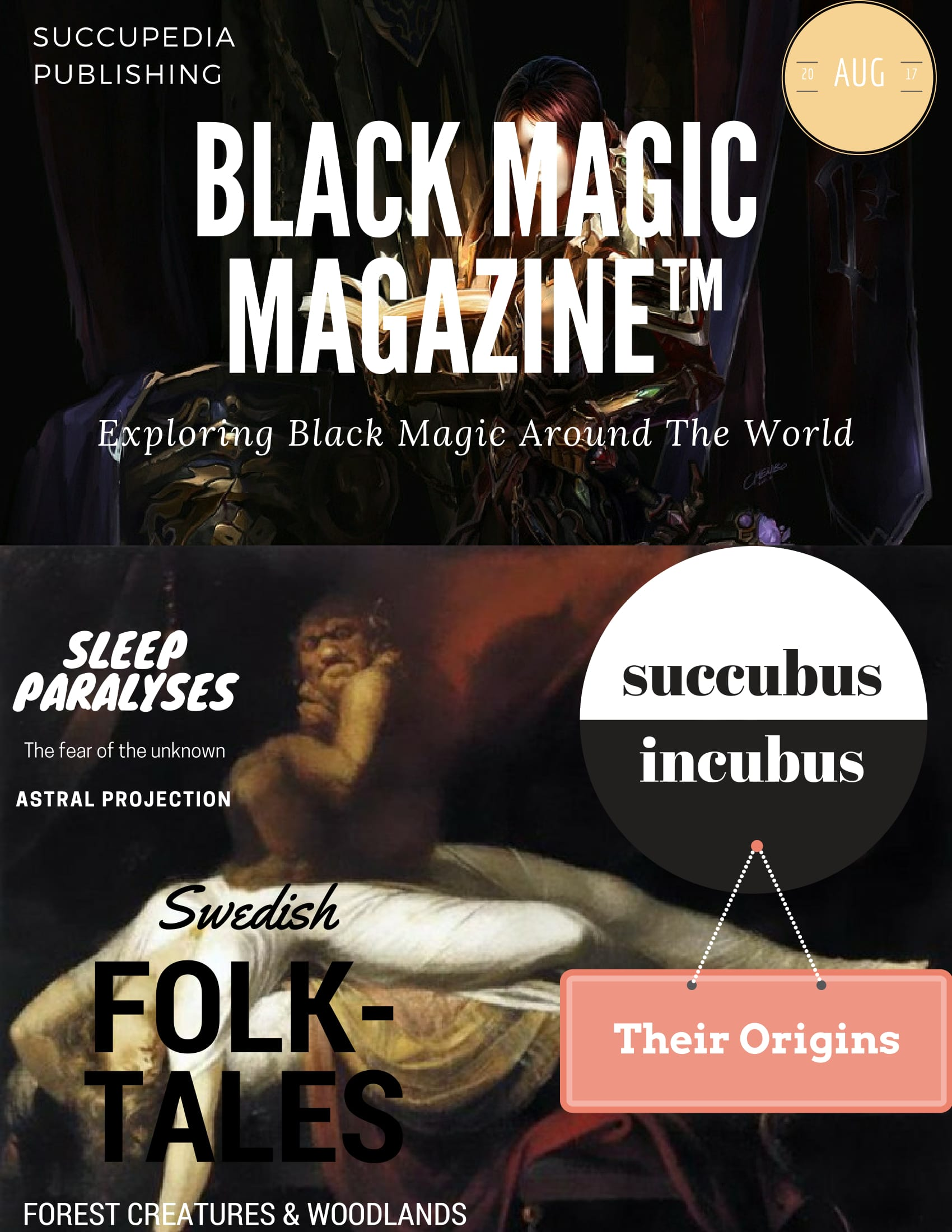 make your own black magic magazine general discussion become a
