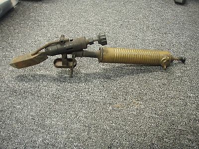 Extremely-Rare-Vintage-Antique-Blow-Torch-Soldering
