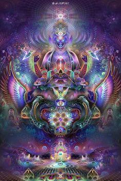 f3cfd97ebc1682d1a40e2e44446be31d--psychedelic-art-visionary-art