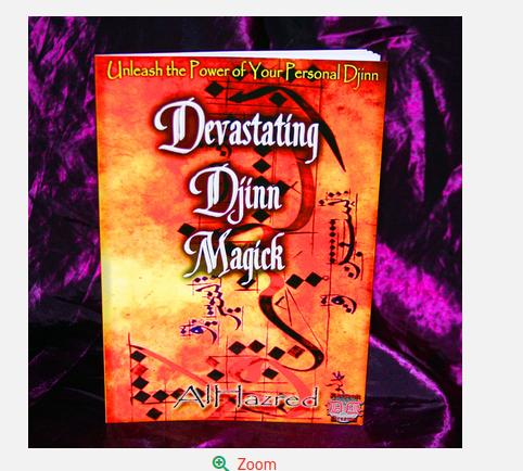 Djinn book cover