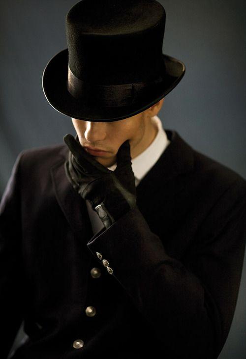 17cm-6-67inch-Black-100-Wool-Women-Men-Top-Hat-Chapeau-Fedora-Hat-Felt-Vintage-Trational