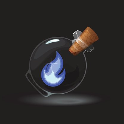 97632649-red-fire-magic-potion-in-the-bottle-game-icon