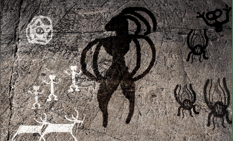 shub_niggurath_petroglyphs_by_ivanzloba-d4y9hg6