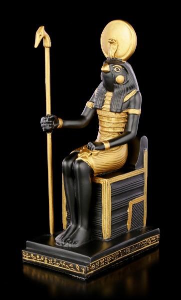 Horus-Figur-Auf-Thron-Mit-Zepter_600x600