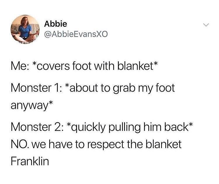 RespectTheBlanket