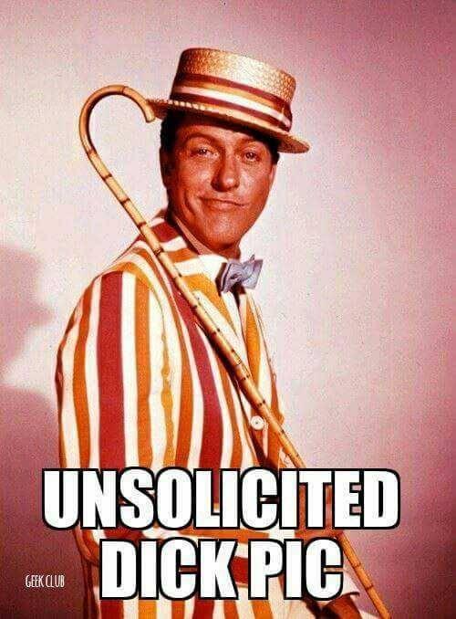unsoliciteddickpic