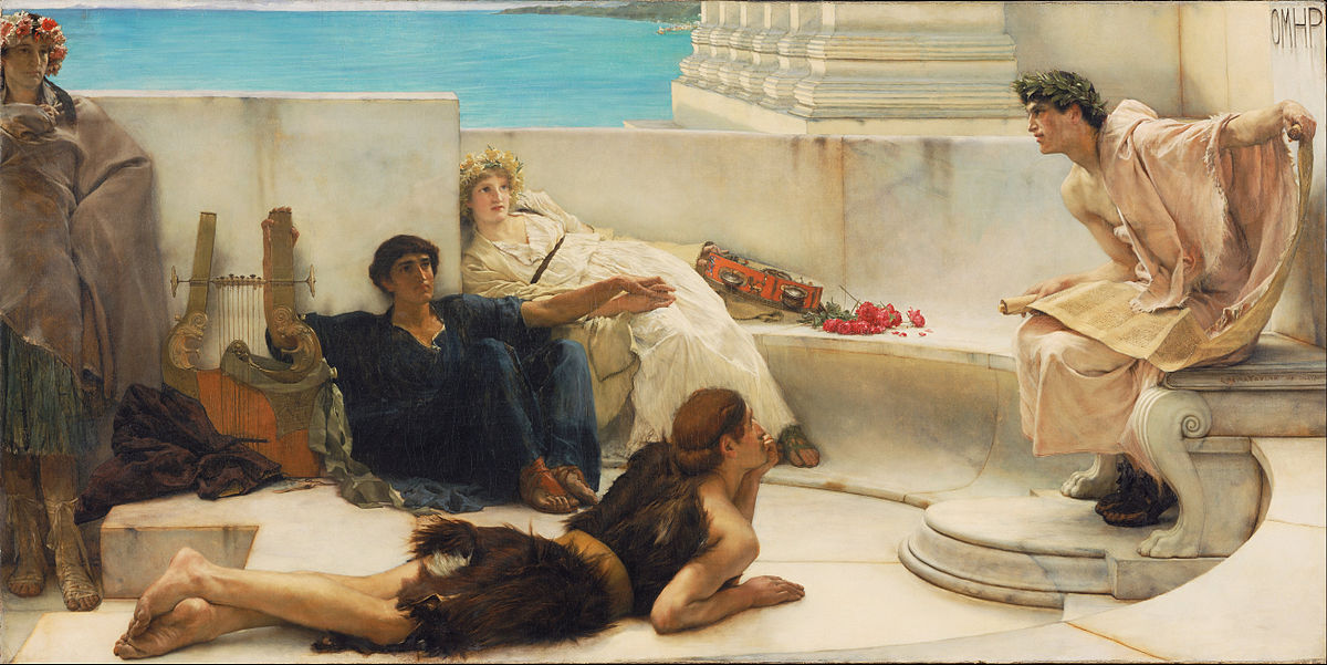 Sir_Lawrence_Alma-Tadema%2C_English_(born_Netherlands)_-A_Reading_from_Homer-_Google_Art_Project