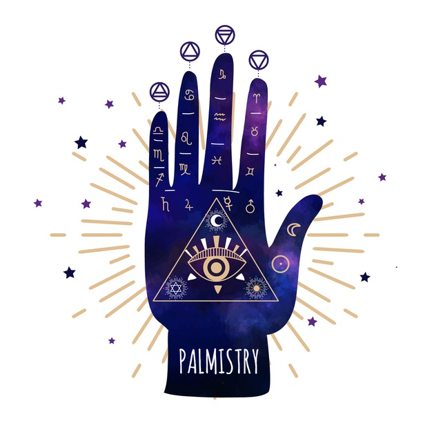 palmistry-illustration-with-zodiacs_23-2148564392