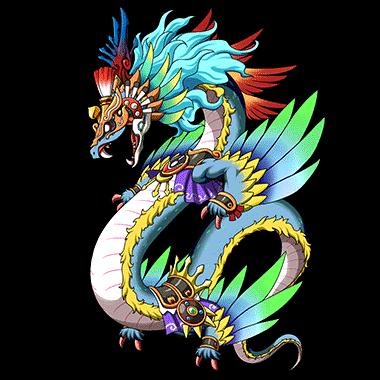 Gear-Wind_God_Quetzalcoatl_Render