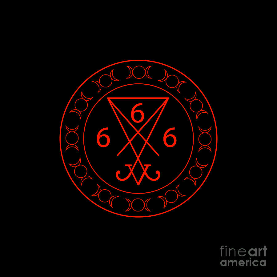 666-the-number-of-the-beast-with-the-sigil-of-lucifer-symbol-shawlin
